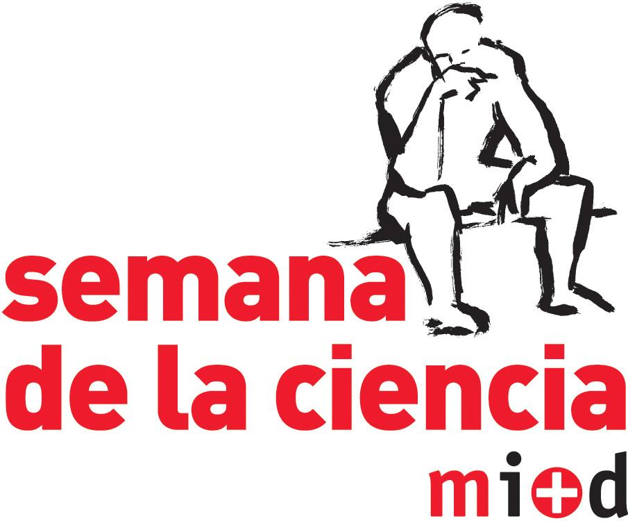 Logotipos para material divulgativo - Semana de la Ciencia